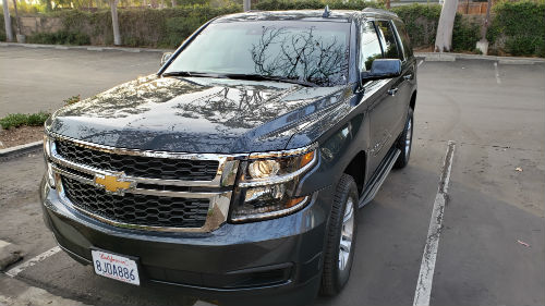 Picture for review of 2019 Chevy Tahoe LT