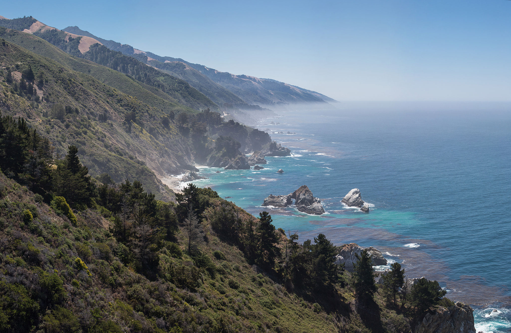 California Dreaming Beauty image of the coast