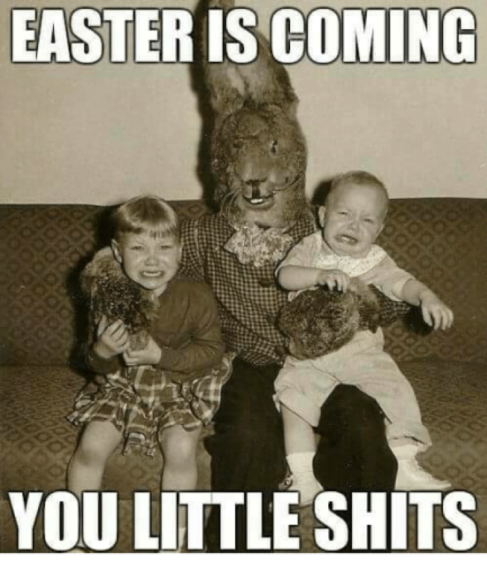 easter - Like It or not