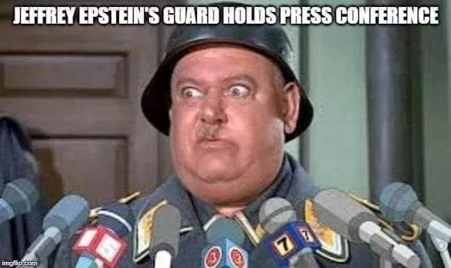 Epstein Guard Talks