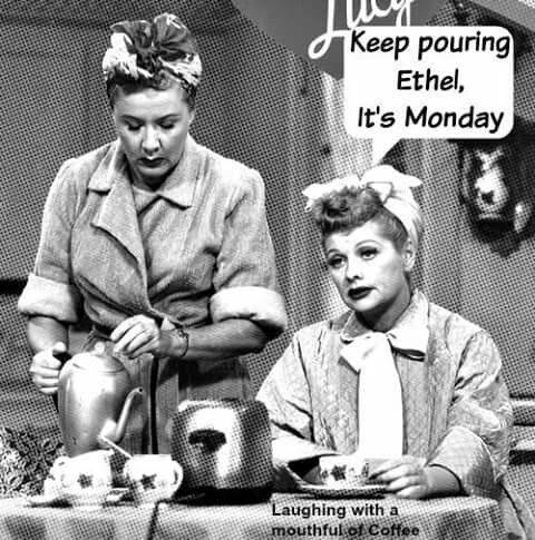 Lucy's Monday Coffee